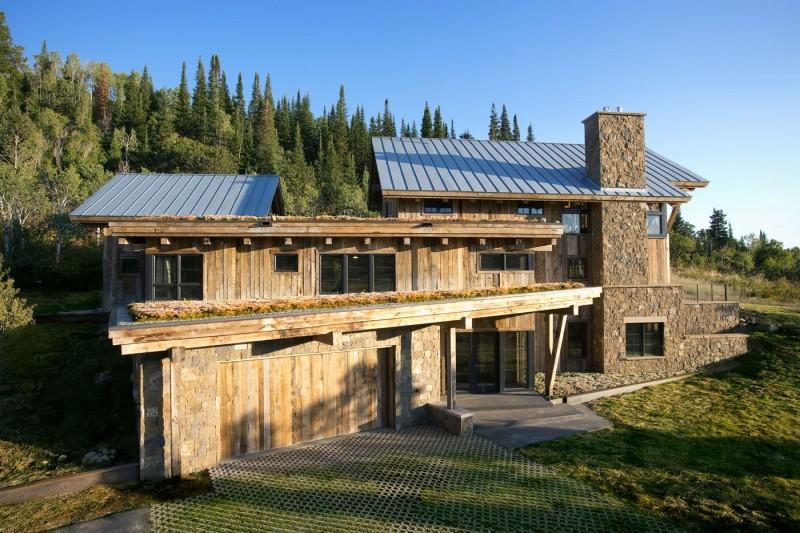 d4d8680d711 Není lepší místo pro život než moderní dřevěnice