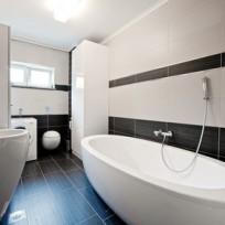 Elektroinstalace v koupelně se řídí přísnými pravidly