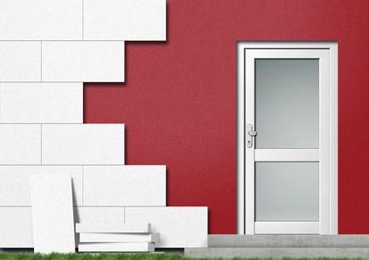 Zateplení domu polystyren