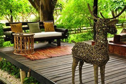 Inspirujte Se Dřevěné Dekorace Do Zahrady Změní Pozemek K