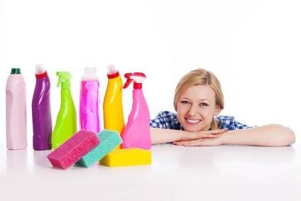 Ocet a soda do pračky