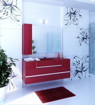 05457708a34 Inspirace pro koupelny  barvy