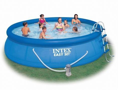 Oprava bazénu intex