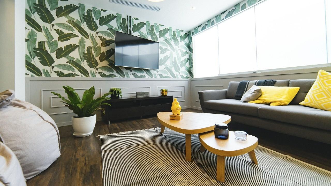 Rekonstrukce Panelákového Bytu Obývací Pokoj