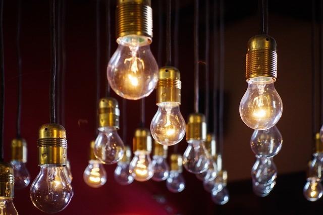 Výběr osvětlení
