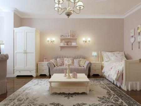 Obývací stěny ve stylu provence