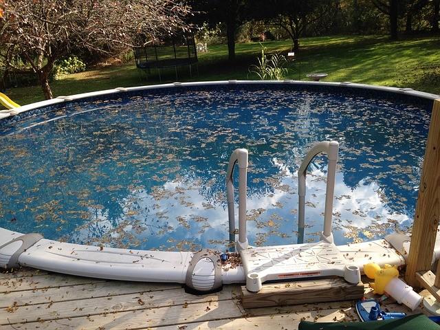 5be32a20be Zazimování bazénu  jak správně zazimovat venkovní nadzemní bazény i ...