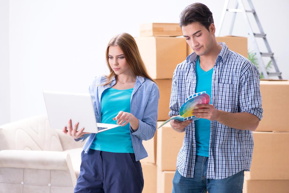 plán a hypotéka na rekonstrukci domu