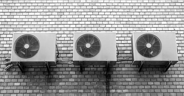 Venkovní klimatizační jednotky split systému