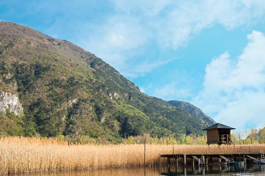 Posed pro celoroční obývání může stát v lese, na louce, v zahradě i u jezera