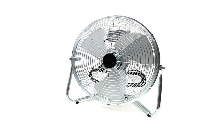 Ventilátor rozproudí těžký vzduch