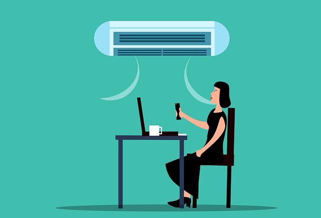 Klimatizace zajistí komfortní vnitřní teplotu i v horkých letních dnech