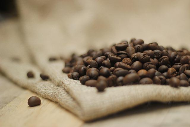 Zrnka výběrové kávy provoní nově zkolaudované bydlení