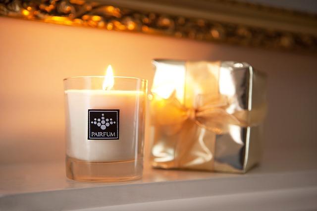Svíce provoní interiér a vnese do bydlení symbol světla
