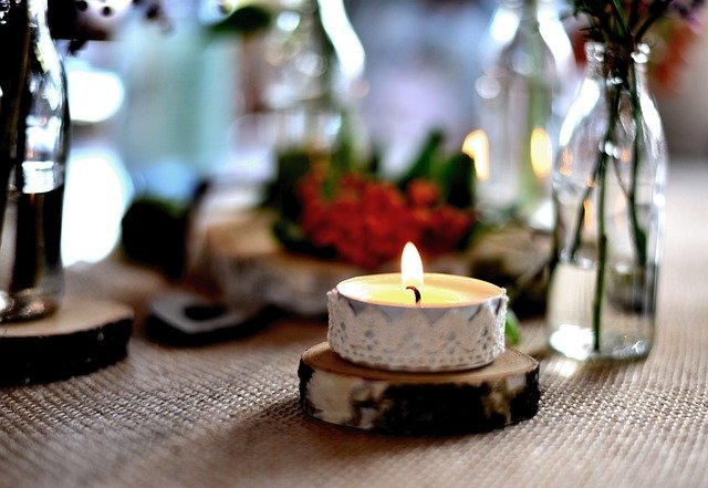 Svíčky k podzimu patří