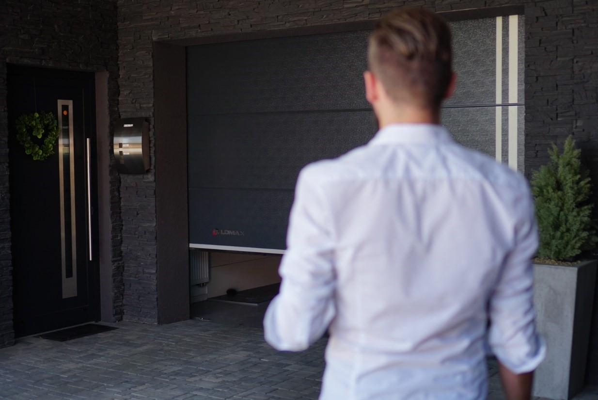 Pomocí chytré domácnosti ovládejte na dálku i garážová vrata.