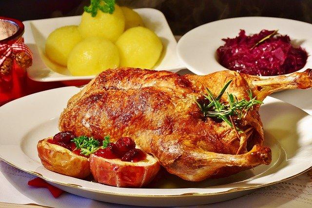 Svatováclavská kachna - delikátní pokrm, který vás ohromí