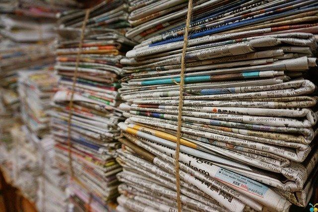Celulózová izolace se vyrábí ze starých novin